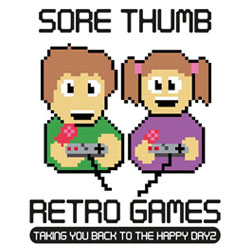 Sore Thumbs Games